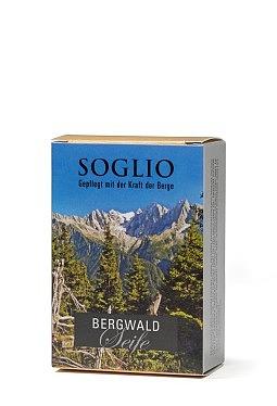 Bergwald-Seife