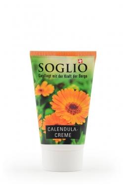 Calendula (Ringelblumen)-Crème (Tube)
